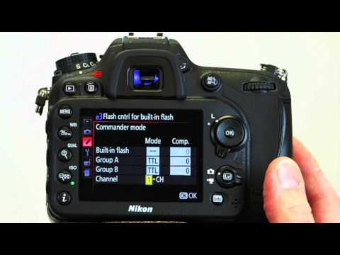 An Introduction to Using Off-Camera Flash with the Nikon D7100 & Promaster FL190