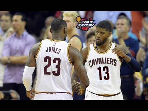 Does Paul George Make The 2018 Cleveland Cavaliers NBA Champions?