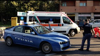 911HDTV: SOS IN EMERGENZA PER INCIDENTE AUTO-MOTO