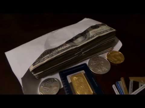 Silver and Gold Stacking VS Credit Card Debt!