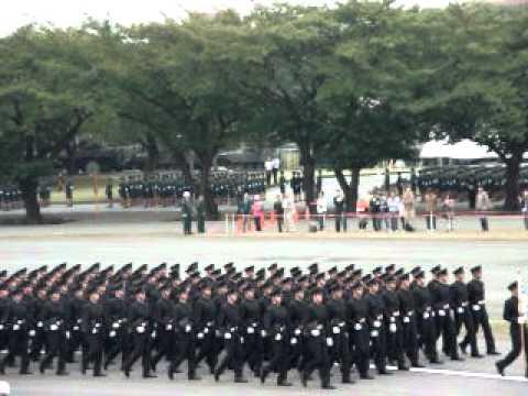 防衛省 平成22年度観閲式10-41 女性自衛官部隊   by Naga1224