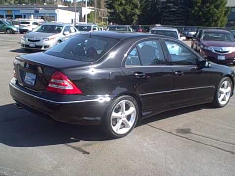 2006 mercedes benz c class c230 sport ron tonkin pre owned youtube. Black Bedroom Furniture Sets. Home Design Ideas
