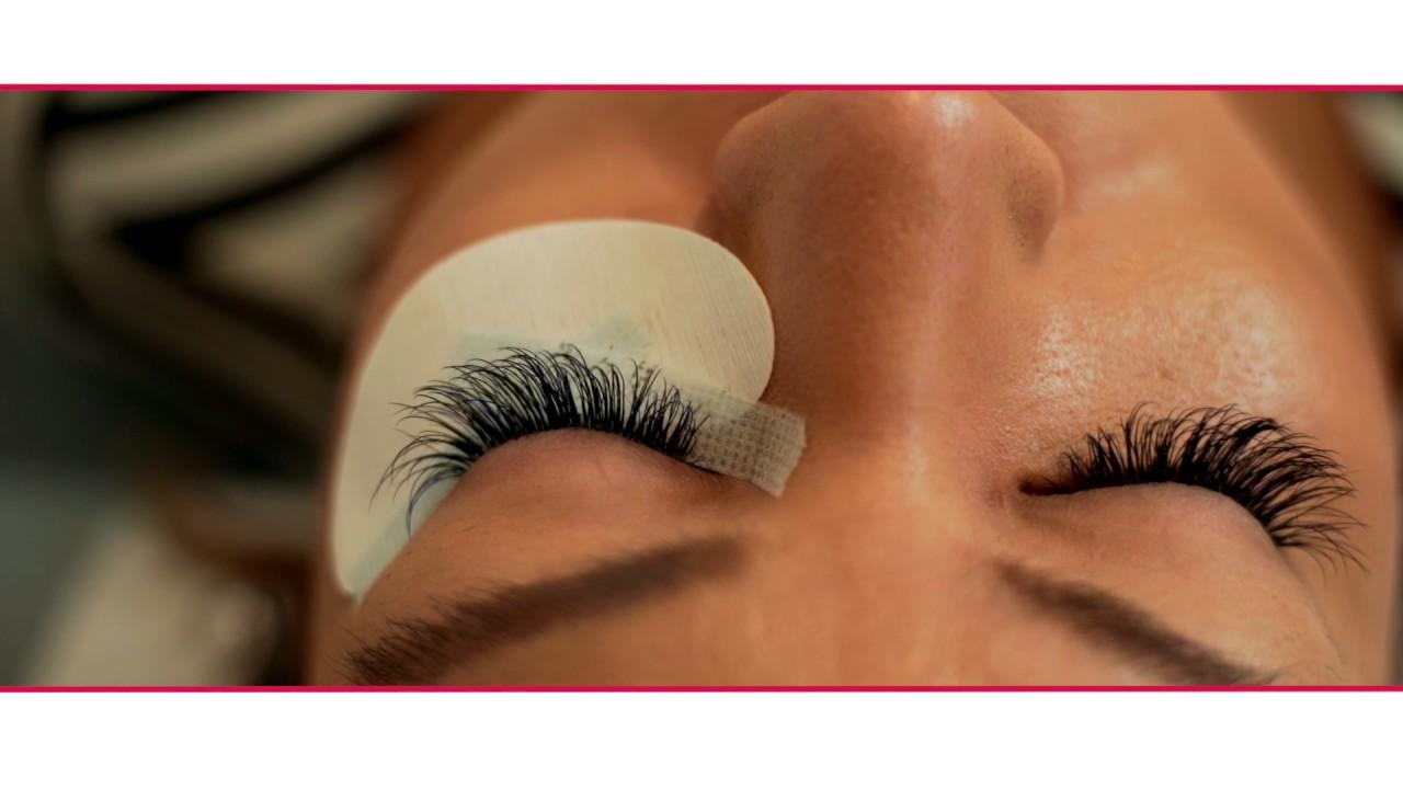 Amazing Eyelash Transformation Youtube