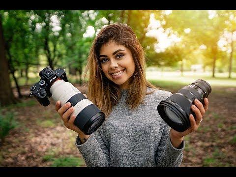 Portrait Lens Shootout: 85mm vs  105mm vs  135mm vs  200mm