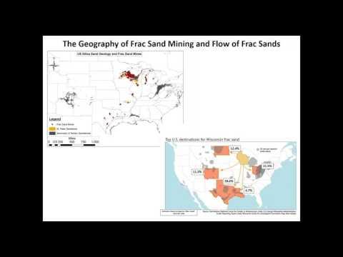 Webinar : Frac Sand Mining -  Fracking's Hidden Connection To America's Breadbasket
