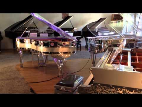 Pianos à Montpellier / Accentpianos