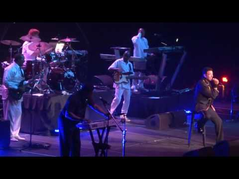 """THE COMMODORES """"Three Times a Lady"""" at Hard Rock Live -Florida-10-14-2016"""