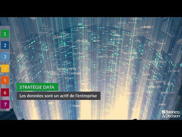 #Data : 7 sujets chauds pour 2019 - 1. Stratégie Data
