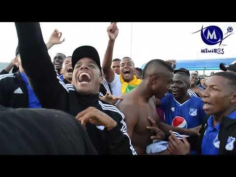 Millonarios Sub 20 campeón de la Súper Copa Juvenil 2019