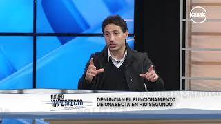 Pablo Salum | Denuncian el funcionamiento de una secta en Río Segundo
