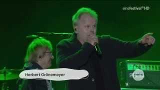 Herbert Grönemeyer - Bleibt Alles Anders Live bei 'WIR - Stars Sagen Danke!' in München 2015 - HD