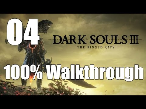 Dark Souls 3: The Ringed City - Walkthrough Part 4: Ringed City Streets