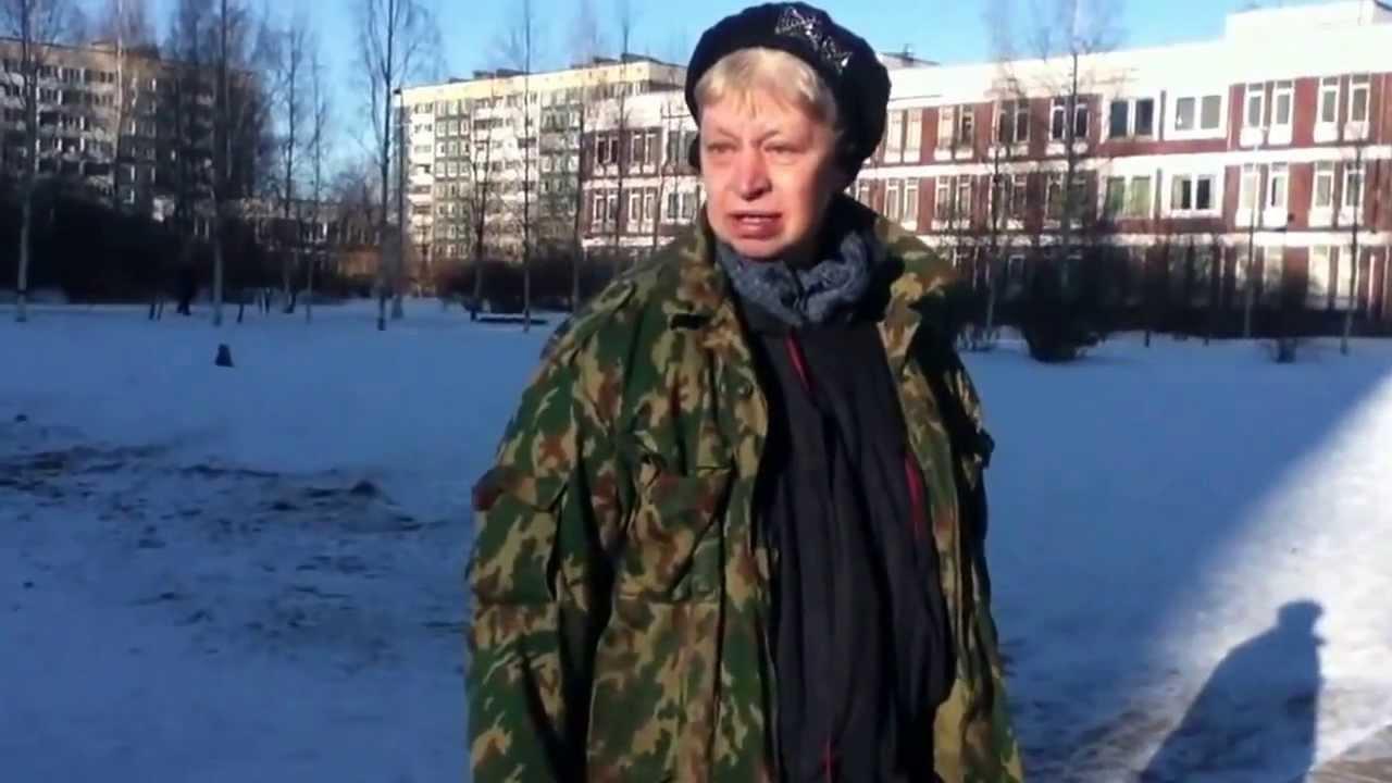 Видео пехота наталья морская