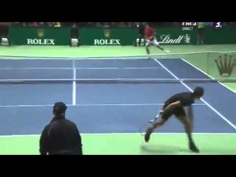 Roger Federer Vs Stan Wawrinka | The Charity Match For Africa 2 | Full Match HD 12-2014
