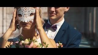 Инстаролик - свадьба Александры и Алексея. 7.09.2018