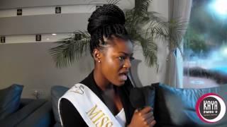 rebecca asamoah miss africa on 180 with bob live from accra ghana accraiskaya