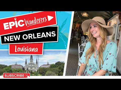 Epic New Orleans Travel Guide and Tips