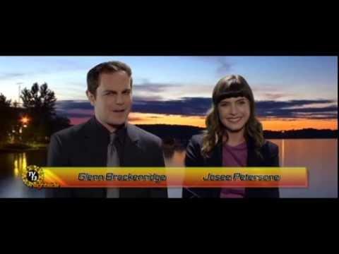 Katie Uhlmann plays a News Anchor