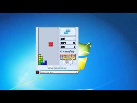 free tetris  for windows 7