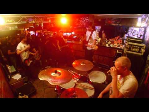USA NAILS @ Bar'Hic - Rennes, France (Kfuel Show) Full Live ! [Multi-Cam] 2015