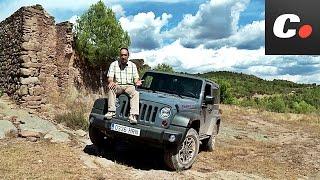Jeep Wrangler Rubicon | Prueba / Test / Review en español |