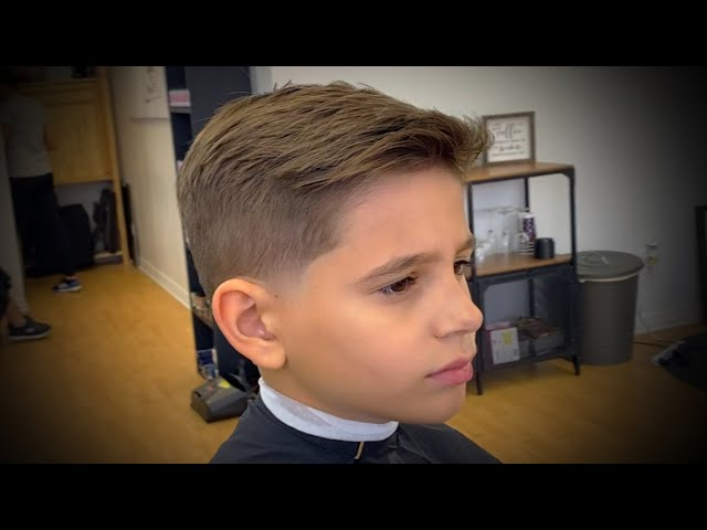 Hairstyles For Boys Be Inspired Styling Tips To Look Great