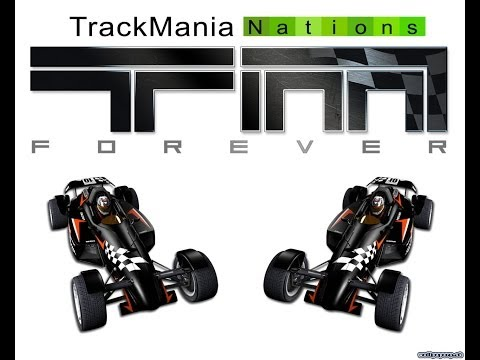 Trackmania Nations Forever | Computer Planet Event with IGGHQ.net