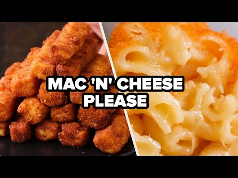 Mac 'n' Cheese Please! • Tasty Recipes