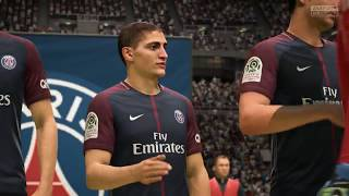 [Pronostic] PSG vs OM | Ligue 1 | Journée 09 | 14 Octobre 2017 | FIFA 18