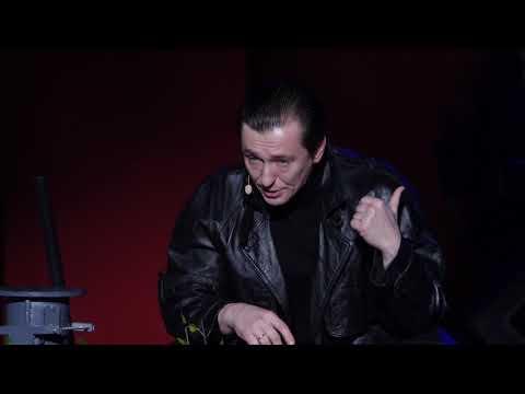 Сергей Безруков на 5-летии МГТ