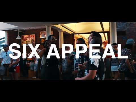 Tell Me Something Good - Six Appeal (Rufus & Chaka Khan) - Live in Faneuil Hall Marketplace