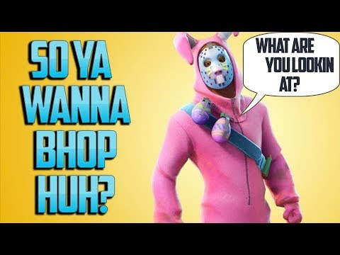 Fortnite Bhop Console & PC Explained (Awesome Obstacle Course)