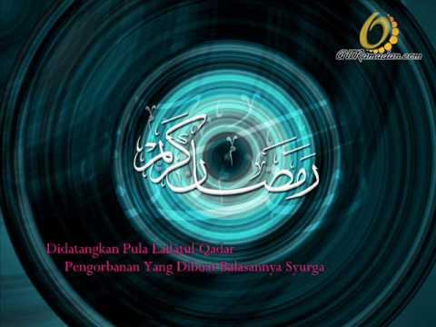 Rabbani - Ahlan Wa Sahlan Ya Ramadhan dengan lirik