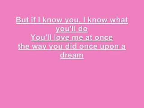Once upon a Dream by Emily Osmentw/lyrics