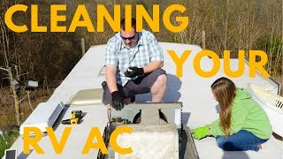 Cleaning Your RV AC: RV Air Conditioning Maintenance