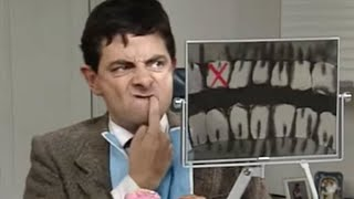 Fixing Your Own Teeth | Mr. Bean Official