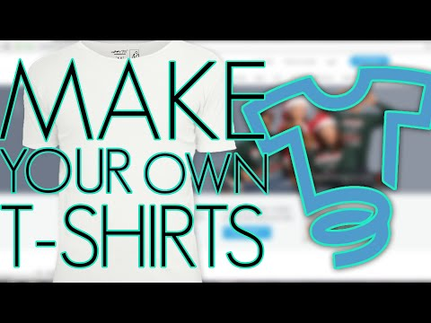 How to Make Your Own T-Shirts and Sell Them for FREE! | TeeSpring