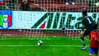 Italia - Spagna 2-1 : Amichevole 10/08/2011 - Italy vs Spain