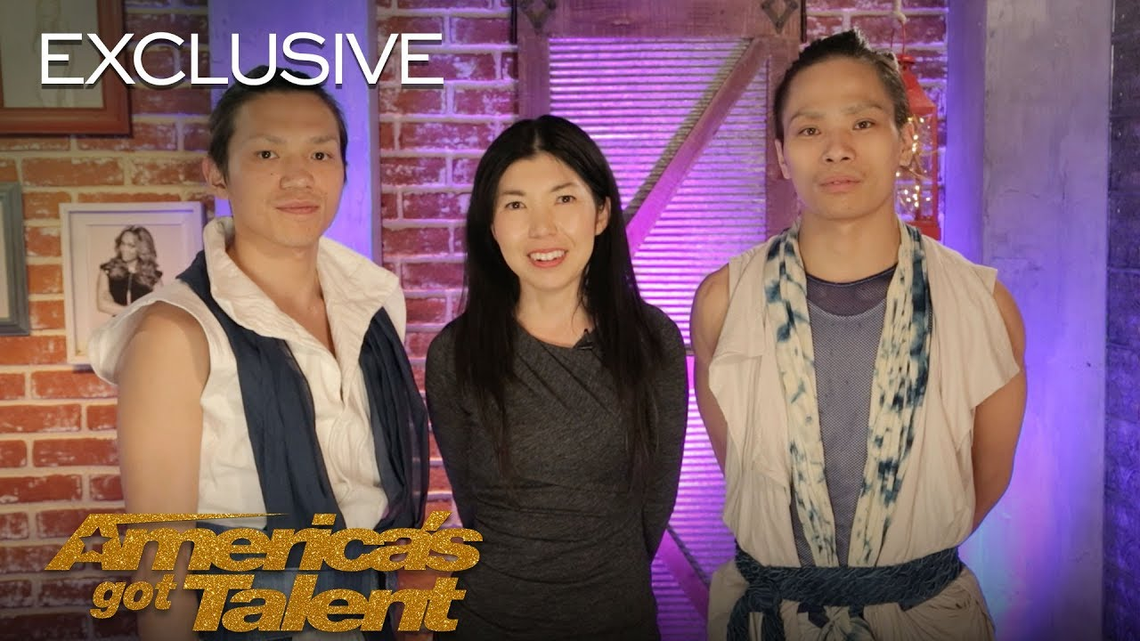 Blue Tokyo Is Excited To Perform On The World's Biggest Stage - America's Got Talent 2018