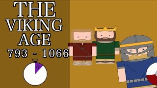 Ten Minute History - The Viking Age (Short Documentary)