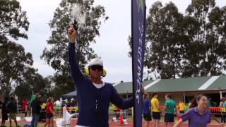 House Athletics Carnival 2014