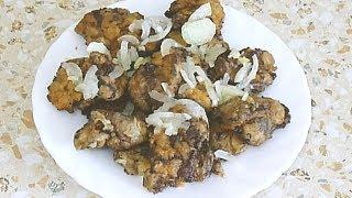 Куриная печень в кляре. Самый простой и вкусный рецепт