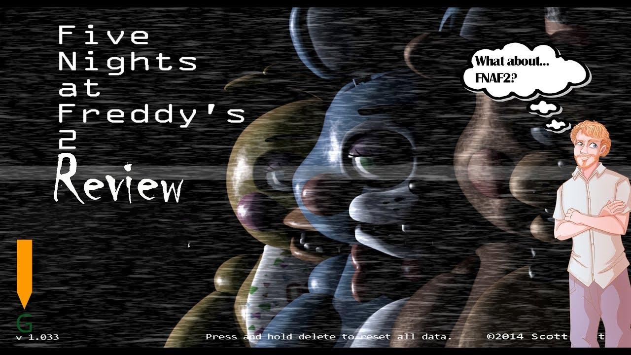 Five Nights at Freddy's 2 Review - Animatronic Breakdown