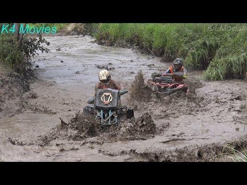 ATV Sport In Water / Mud Race | Rugaji 2018