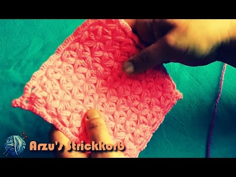 Stricken Lernen: Topflappen Häkelmuster - YouTube