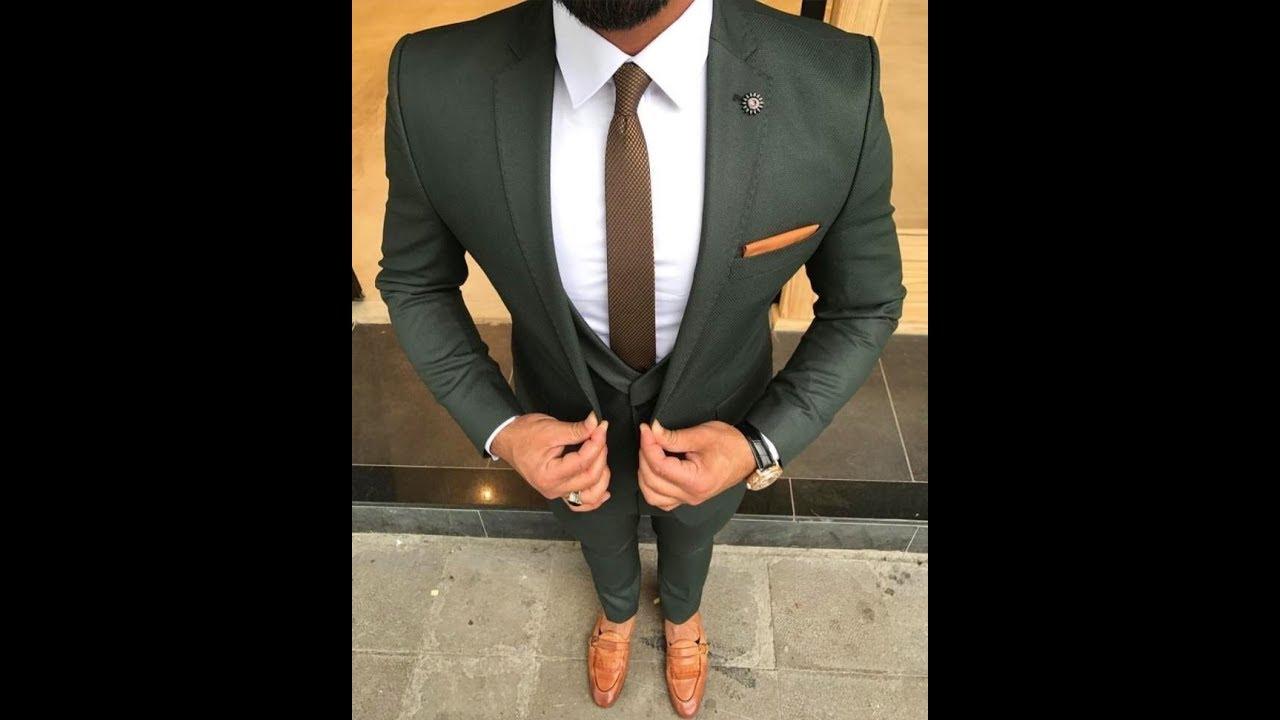 Designer Suits For Men | New Designer Suits For Men Men Weding Suit Coat Pant Designs