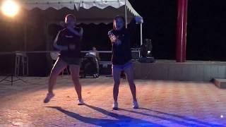 Танец Алдын-Сай и Милы на форуме