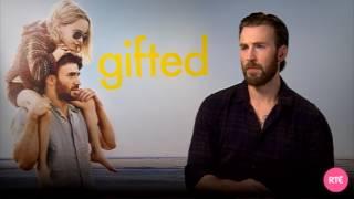 Chris Evans talks Gifted | RTÉ Entertainment