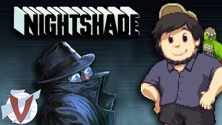 Nightshade: The Claws of HEUGH [JonTron - RUS RVV]
