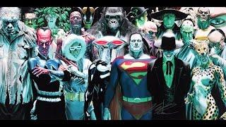 DC Villains Tribute [Hate]